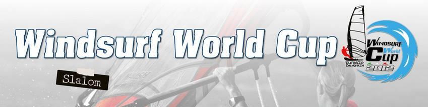 Marianne Kaplas PWA Slalom -kilpailussa