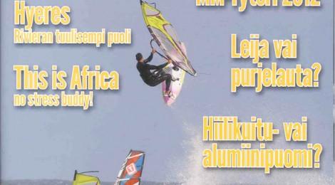 Surf & Kite -lehti 1/2012