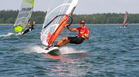 Raceboard World Championships 2012 – Yyteri Finland