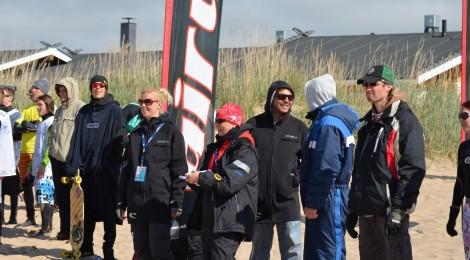Airush Kite SM 2012 -tulokset ja raportti