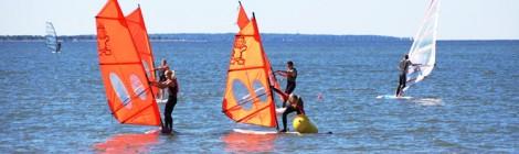 Kesä 2012 Yyterin surfkeskuksella
