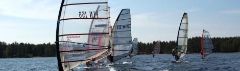 Puruvesi Raceboard Ranking 7.-8.7.2012 – Tulokset