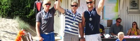 Raceboard & Formula Funboard Ranking Yyteri 2012 – Tulokset