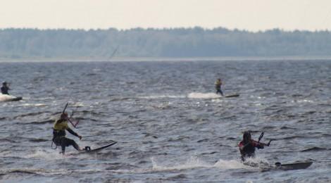 Kite Course Race Nallikari