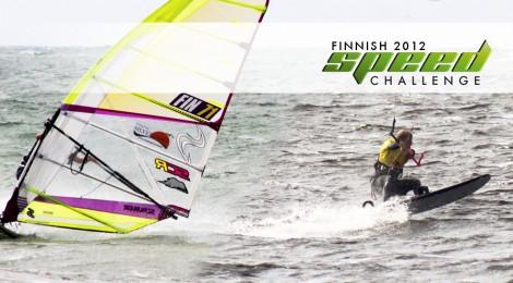 Finnish Speed Challenge 2012 Tulokset
