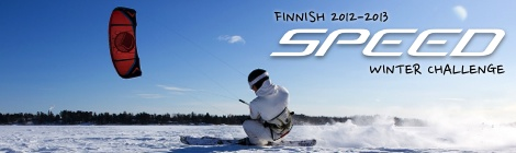 Finnish Winter Speed Challenge 2012-2013