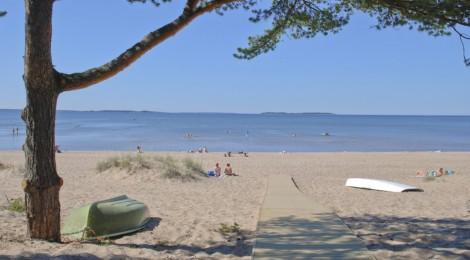 Yyterin ranta - Kuva visitfinland.fi
