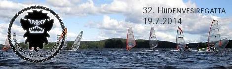 Kilpailukutsu – 32. Hiidenvesiregatta 19.7.2014