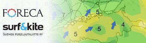 Vip-Foreca sääpalvelu SPLL-jäsenille