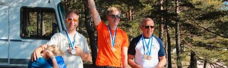 Kilpailuraportti: Hanko Formula & Slalom SM 2014