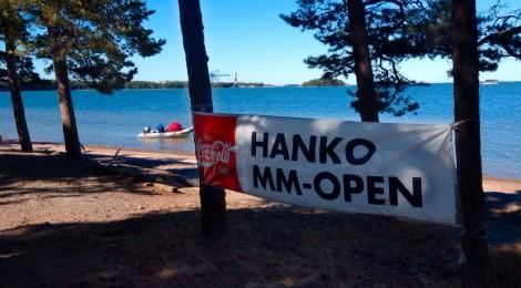Kilpailuraportti: Hanko MM-open