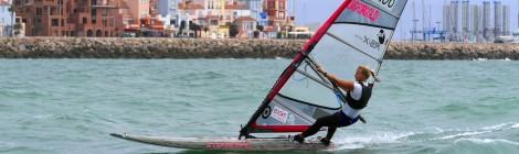 Kisaraportti: Aleksandra Blinnikalle kultaa Cadizin Raceboard Euroopanmestaruus kilpailuista
