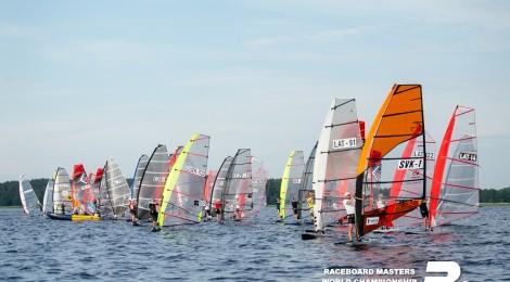 Raceboard Mastersien MM-kilpailut suomalaisittain menestys
