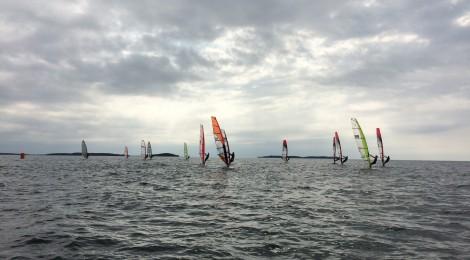 Surfviikon rankingeissa kevyet tuulet