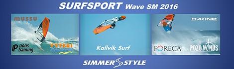 Kilpailukutsu: Wave SM 24.9.2016