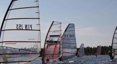 Kilpailukutsu: 35. Puruvesi Race 8.-9.7.2017