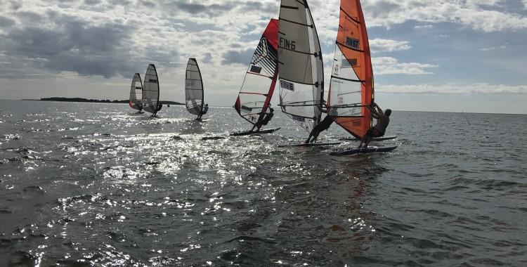 Raceboard SM 26.-27.8.2017 Tulokset