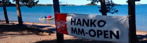 KILPAILUKUTSU: HANKO MM-OPEN  11.-12.8.2018