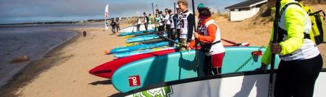 Rautio Sports SUP Endurance 2017 päätöskisa