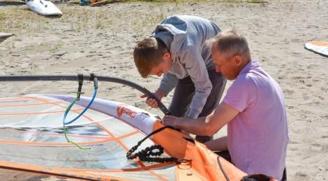 Kilpailuraportti: Suomen Techno293 purjelautailijat maailmalla!