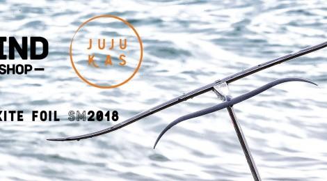 Kilpailuraportti: Wind&Kite Foil SM2018