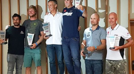 KILPAILURAPORTTI: Raceboard Masters MM-Kilpailut