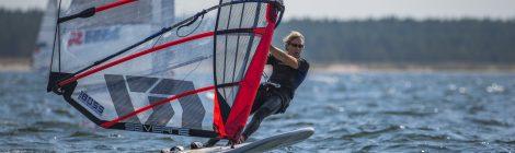 KILPAILUKUTSU: Yyteri Formula Windsurfing SM 2018