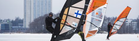 Finnish Open Winter Slalom Nationals  2018