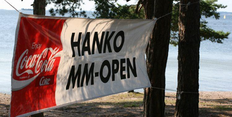 Kilpailukutsu: Hanko MM-Open 2019