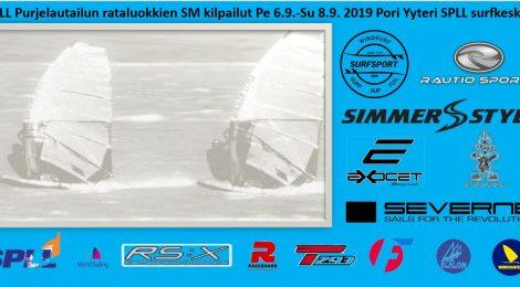 SPLL SM 2019 kilpailukutsu