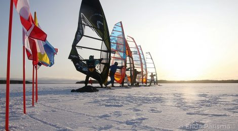 WISSA 2020 purjehditaan Lestijärvellä!